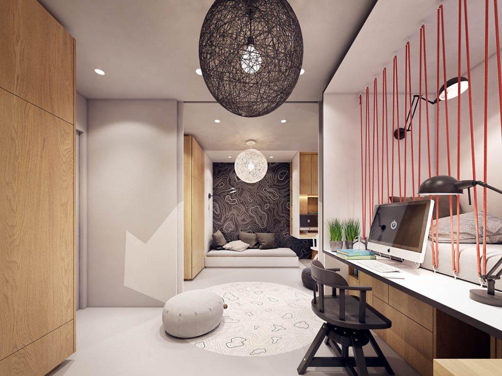 nội thất nhà đẹp hiện đại tiện nghi.